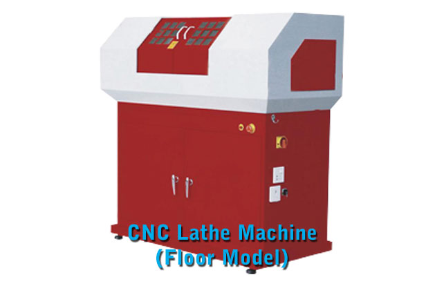 Micro CNC Lathe Machine