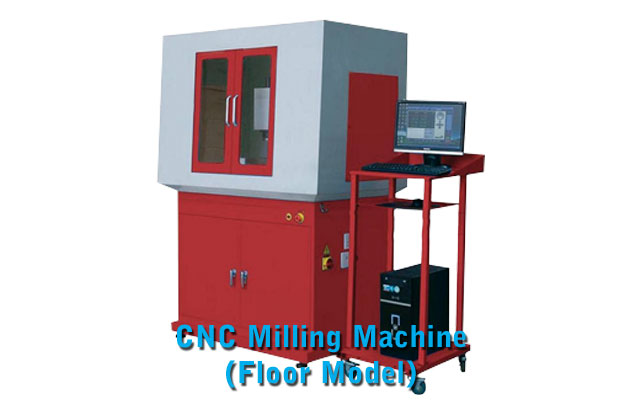 Micro CNC Mill Machine